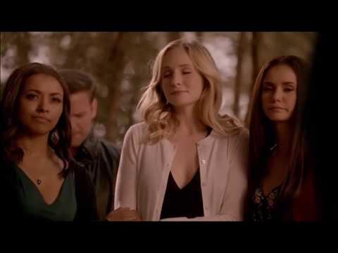 Elena Meets Damon After Long Sleep - Hold On || Delena