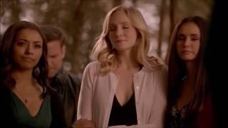 Elena Meets Damon After Long Sleep Hold On Delena