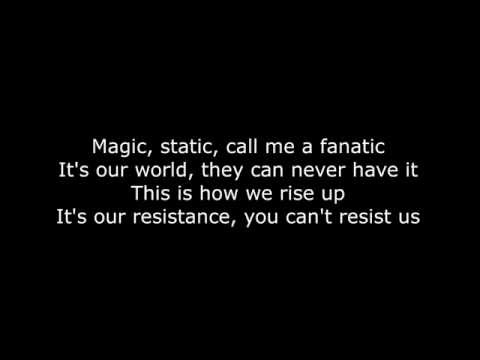 Skillet - The Resistance (Lyrics HD)