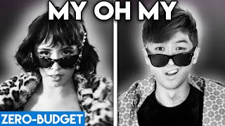 Download CAMILA CABELLO WITH ZERO BUDGET! (My Oh My PARODY) Mp3 and Videos