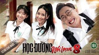 Phim Cấp 3 Phần 8 : Tập 14 | Phim Học Đường 2018 | Ginô Tống