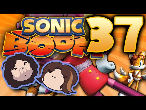 Sonic Boom: How Ironic! - PART 37 - Game Grumps