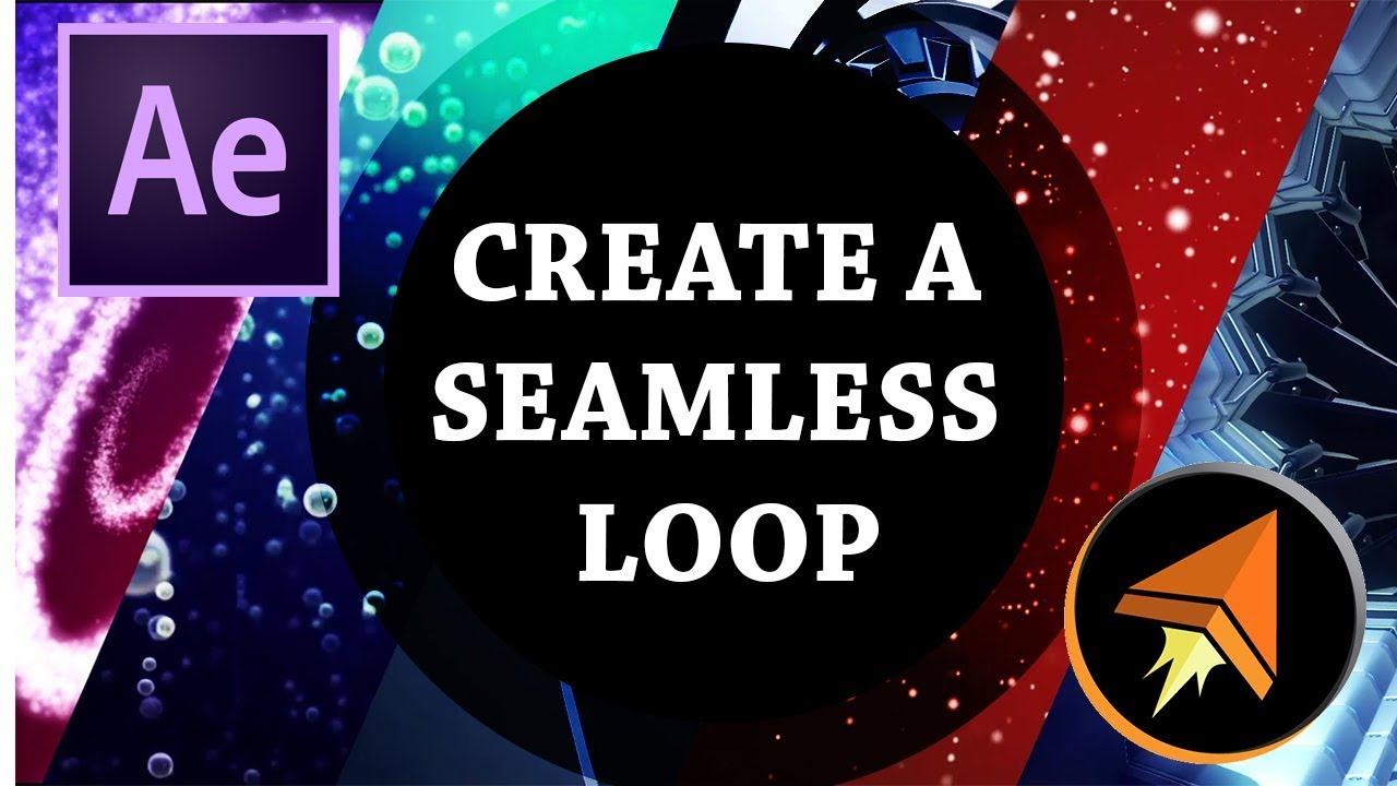 After Effects Tutorial: Creating a Seamless Loop