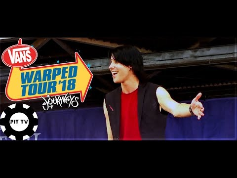 As It Is- Dial Tones (live 2018 Vans Warped Tour)