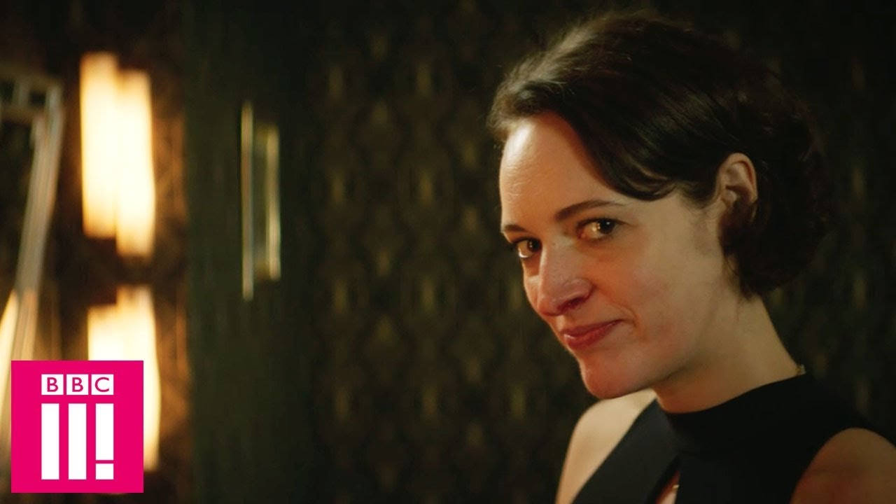 Fleabag Series 2: The Opening Scene - YouTube