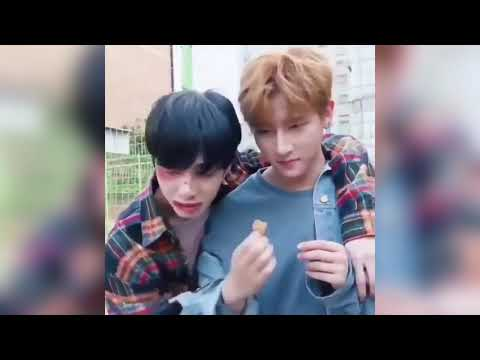 [ Monsta X ] Hyungwon Loves Baby Changkyun Part 1