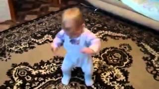 Baby kid Dancing Very Funny   Funny Baby Videos