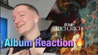 Justin reagiert auf Ufo361 Album Rich Rich ,,Emotions/Rolling Loud...'' (Reaction)
