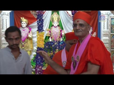 Janmashtami Celebration at Shree Swaminarayan Mandir Mumbai