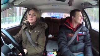 Сюжет АвтоNEWS про вождение для девушек