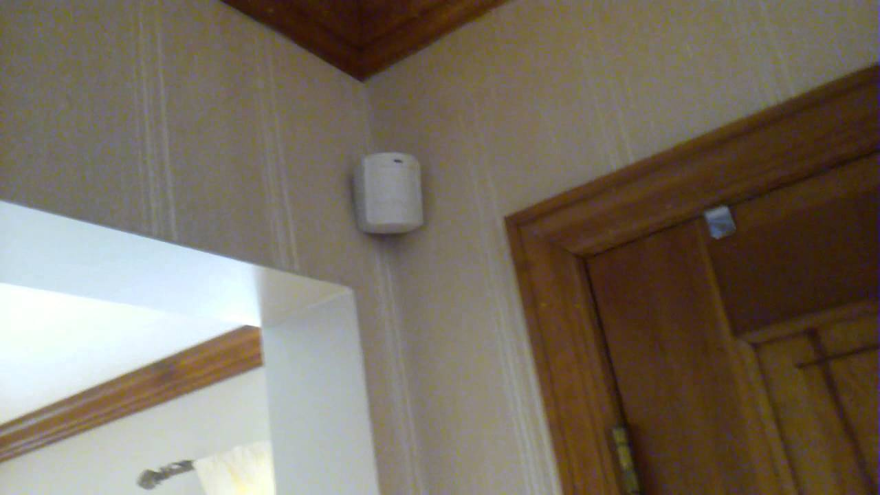 Adt Or Ge Motion Sensor Issue Please Help Youtube