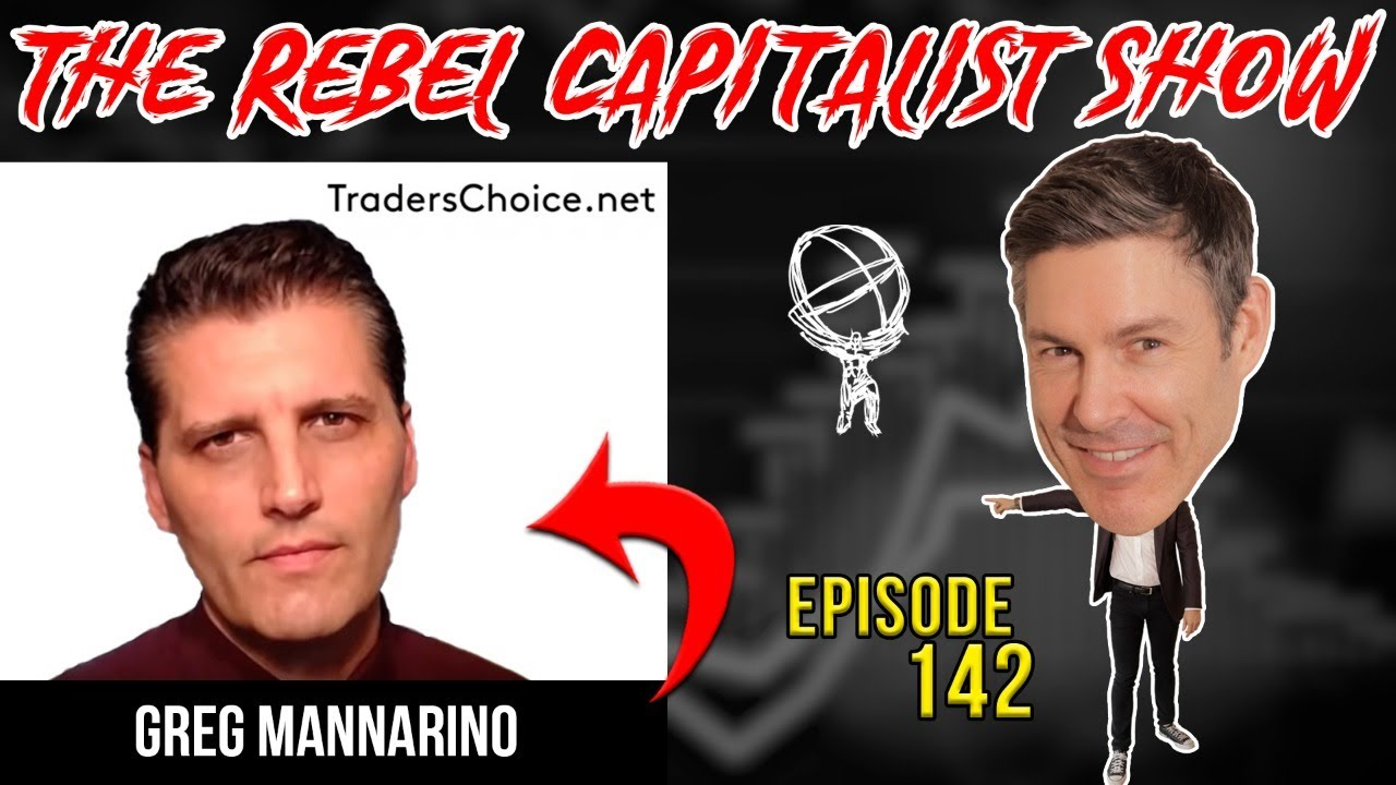 Greg Mannarino (Dow 6,000 Or Dow 60,000? Fed, Interest Rates, Gold, Bitcoin, Dollar, Inflation)
