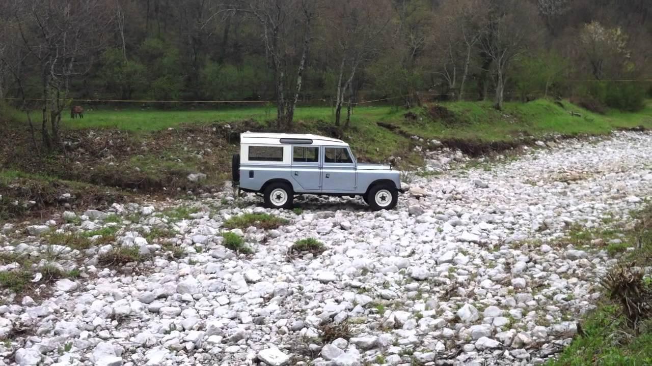 Land Rover Series 2a 109 Diesel 1970