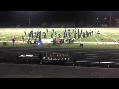 Boonsboro High School Marching Band 2015