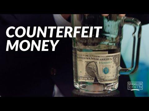 Counterfeit Money - The Blender Test