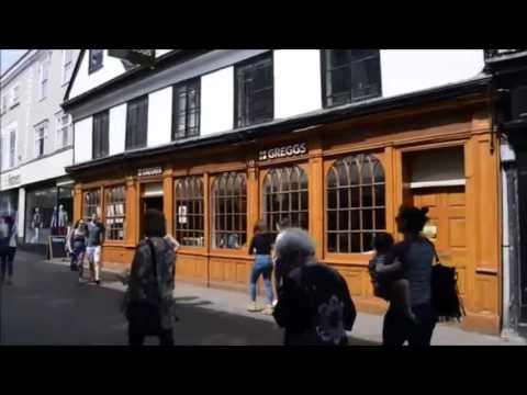 Bury St Edmunds A Visit