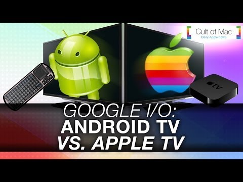 Android Tv Vs Apple Tv