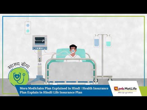 Mera Mediclaim Plan Explained In Hindi | Health Insurance Plan Explain In Hindi| Life Insurance Plan