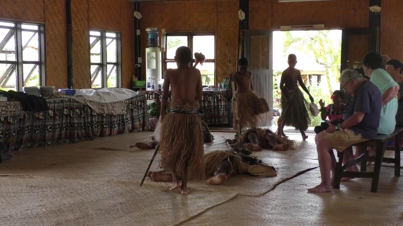 Suva, Fiji - Navua River by Longboat Tour #20 - Regent ...