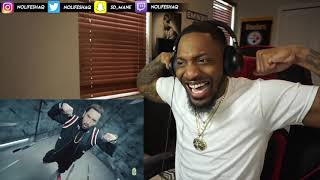 Eminem - Godzilla ft. Juice WRLD (Dir. by _ColeBennett_) (REACTION!!!)
