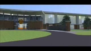 Clemson University Indoor Football Practice Facility Conceptual Design