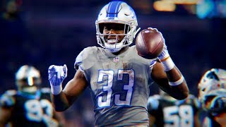 Kerryon Johnson 2018 Rookie Highlights (Detroit Lions)