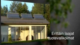 Aurinkokeräimet Tampereen Seutu Hauho Hämeen Energiapalvelu Oy