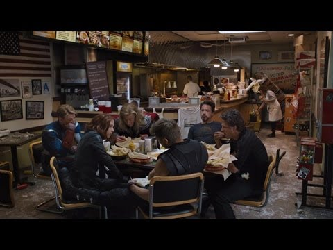 "Marvel Cinematic Universe ""Shawarma"" Featurette"