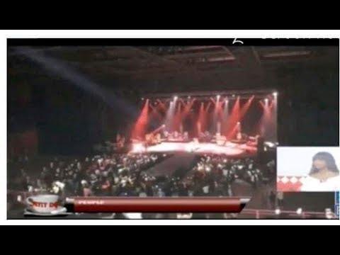 Regardez le vrai fiasco du concert de Wally Seck à Génève et la réaction des Sénégalais