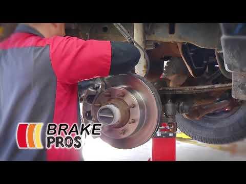 Exhaust Pros 2018 Brakes Rev