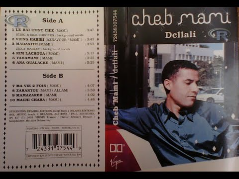 cheb mami omri madanite