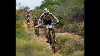 Cape Epic 2018  - Stage 3 - Highlights