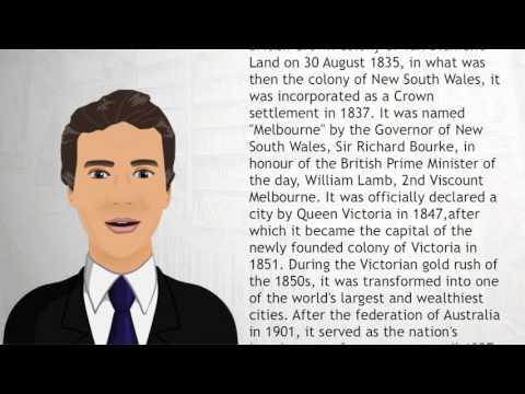 Melbourne - Wiki Videos
