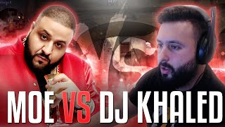 m0E VS DJ KHALED!