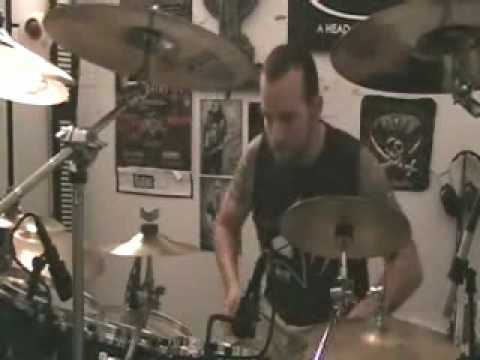 Malevolent Creation - Drums! - New Album 2010, Part II