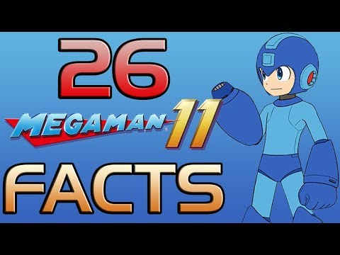 Mega Man 11 - 26 Facts: EVERYTHING We Know So Far (The Definitive Analysis / Breakdown)