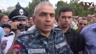 Захват заложников в Ереване: последние новости