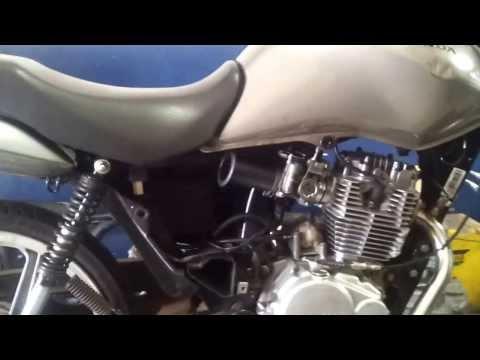 Motor OHC injetado