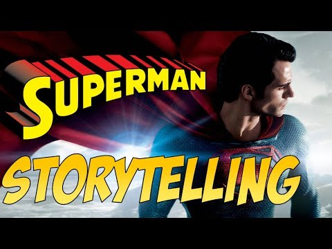 What Superman Can Teach Us About Storytelling