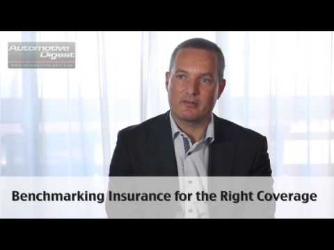 Benchmarking Insurance for the Right Coverage | Eelco van de Wiel | Automotive Digest