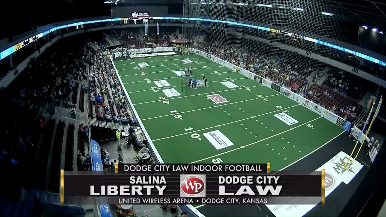 Dodge City Law vs Salina Liberty - April 30, 2016 - YouTube