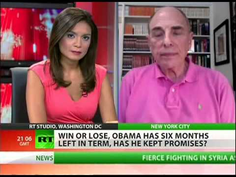 Edward Klein: Obama - the amateur president - YouTube