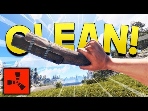 CLEAN SOLO START! - Rust SOLO Gameplay