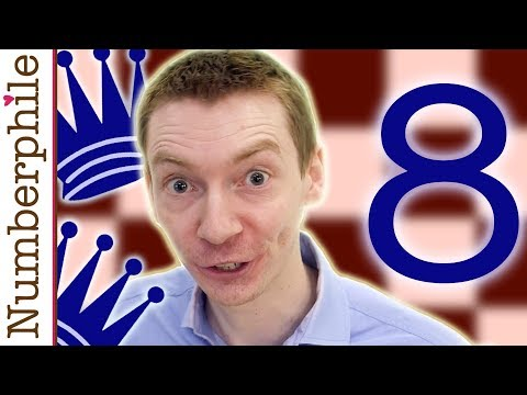 The 8 Queen Problem - Numberphile