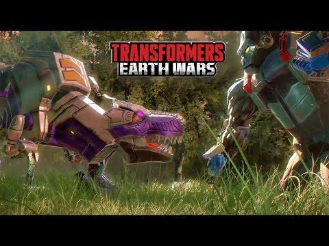 Transformers: Earth Wars BEAST WARS