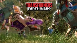 Transformers: Earth Wars BEAST WARS Trailer