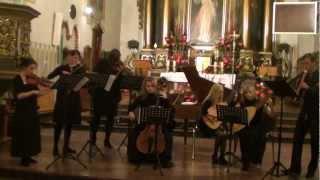Johann Joseph Fux - Ouverture K 355, Ensemble Horrendus