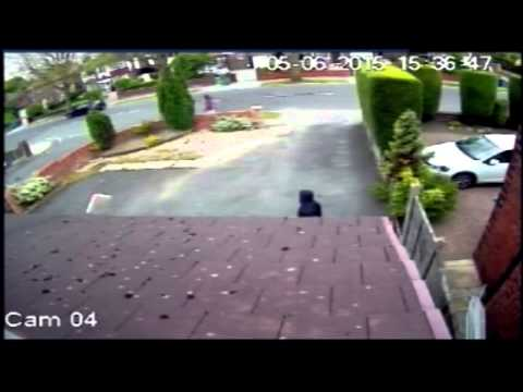 Attack on House in Offerton, Stockport - 5 June 2015