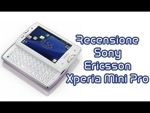 Sony Ericsson Xperia Mini Pro, recensione completa in italiano by AndroidWorld.it
