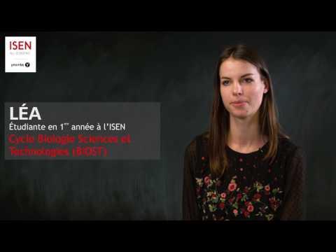 """Le Cycle """"Biologie, Sciences et Technologies"""" en 15 secondes"""
